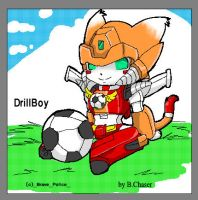 Brave Police:- DrillBoy by BloodyChaser