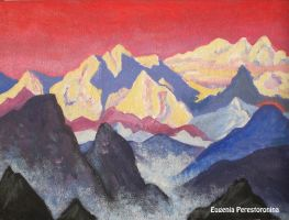 Free copy of Roerich by eugenia-89