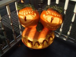 Monster Pumpkin 1 by BAC-of-all-trades