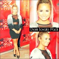 Demi Lovato Pack #3 by Teeffy