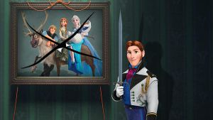 No Prince Hans in Frozen Fever by cdpetee