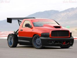 Dodge Ram by Klemola