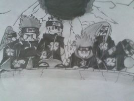 Chibi six paths of pain by kaiser33