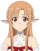 Asuna ALO (Version 1) by tokio616