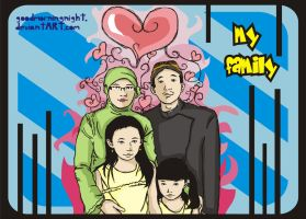 Mrs. Tyas's Family by goodmorningnight