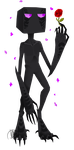 Ender Chibi by CaptainVoxel