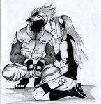 Kakashi_Sakura: The advice by InTheArmsOfUndertow