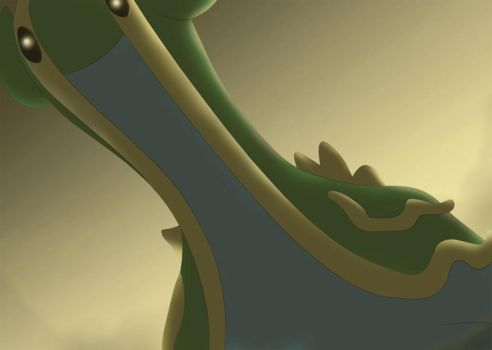 Gastrodon East Sea by All0412