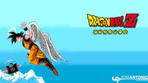 Wallpaper Goku Angel by toniio94