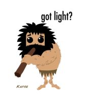 Got a light? by ochie4