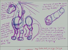 Drawing Dragons 2of3 ver 1.0 by eXdrachen