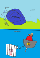 Best sonic comic part 2 by GalaxyTheHedgehog1