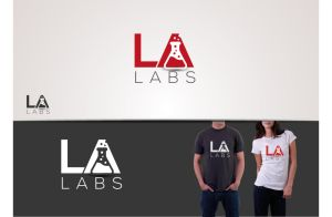 Logo : LA Labs by FZN09