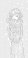 I Love Winter by thatwillowkid