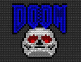 Lego Doom by drsparc