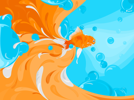 Goldfish by dragonsyth1
