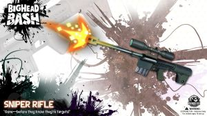 BHB Sniper Rifle Wallpaper by SpicyHorseOfficial