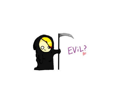 Supposed Evil? by anythingliketoday