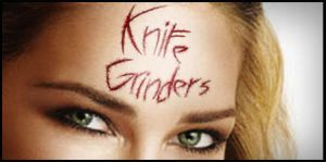 Knife Grinders Sign by klausNex