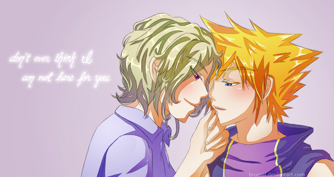 TWEWY: Don't Ever Think by brumal