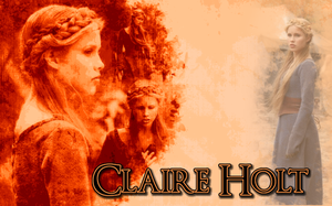 Claire Holt by JulieeBean