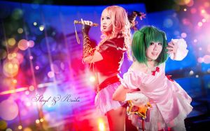 Macross Frontier: 3, 2, 1 Are you Ready by Astellecia