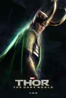 THOR: The Dark World x LOKI by visuasys