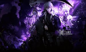 Undertaker Wallpaper by Madam-Mannal