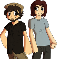 Welcome back to Game Grumps! by mute-owl