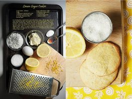 Lemon Sugar Cookies by courey