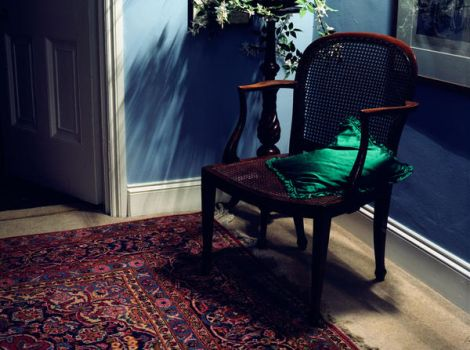 Empty Chair. by NatalieBPhotography