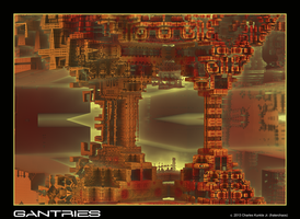 gantries by fraterchaos