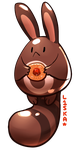 Chocolate Sentret! by L1SKA