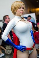 DC Convention (powergirl) by PunnyUsername