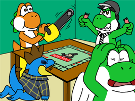 Monopoly - Request by Yoshij1had