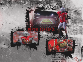 Devon Torrence Wallpaper by KevinsGraphics