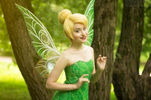 Tinkerbell by La-Clover