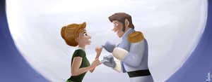 Anna and Hans by Keelaa1989