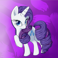 Rarity by Tami-Kitten