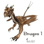 dragon1 cs by BrushHaven1