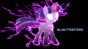 MLP Twilight electrized by PrivateScoop