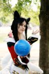 Cinematic Ahri Fan Expo 2014 #2 by Lightning--Baron