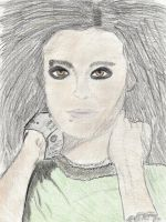 Bill Kaulitz by born-for-this