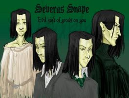 Severus Timeline by Murielle