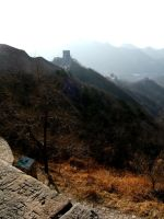 Great Wall- Carving by Senket