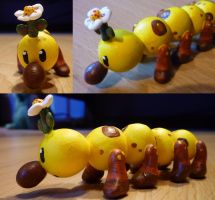Wiggler Figurine by Jelle-C