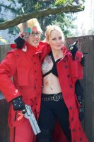 VASH TIMES TWO by bandeau