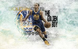 Stephen Curry The Golden Boy by 31ANDONLY