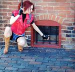Searching For My Escape-RE: DC Claire Redfield by Hamm-Sammich
