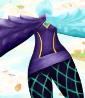 Fi Skyward Sword by jensuslo